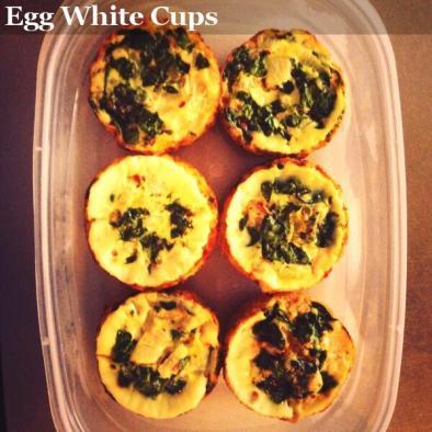 Egg White Cups || EdibleHTX